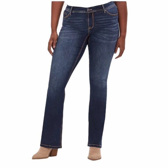 Torrid Slim Boot Jean 16 Tall